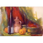 David Garrison / Warm still life